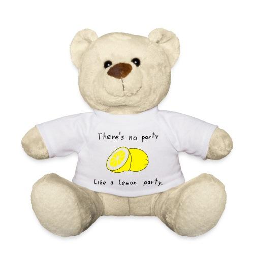 Lemonparty - Teddy