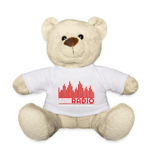NEW TMI LOGO RED AND WHITE 2000 - Teddy Bear