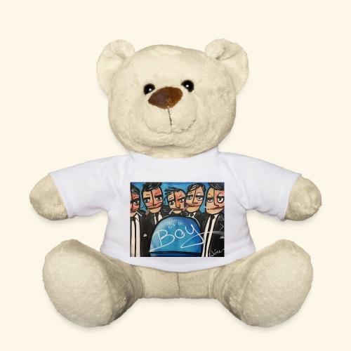 its a BOY - Teddy