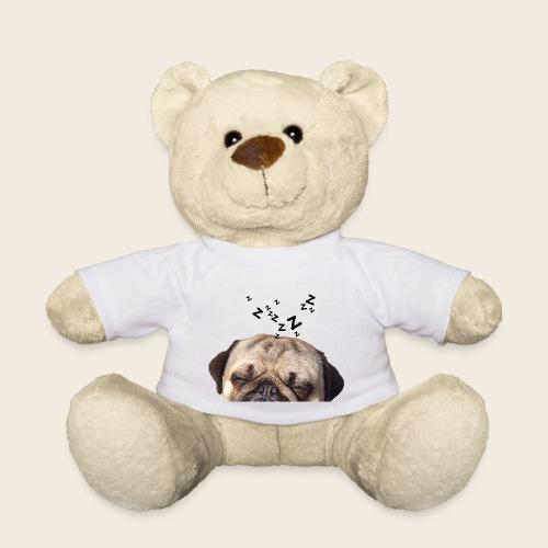 mops-schnarcht - Teddy
