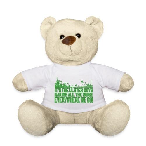 everywhere we go - Teddy Bear