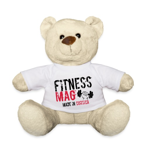 Fitness Mag made in corsica 100% Polyester - Nounours