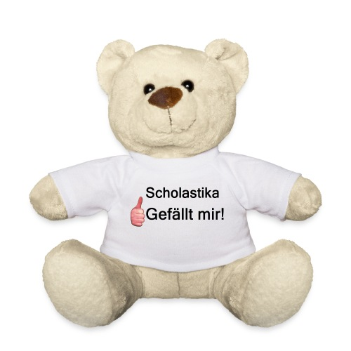 Scholastika der Schüler - Teddy