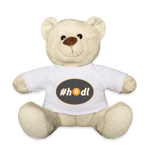 #hodl - option 1 - Teddy Bear