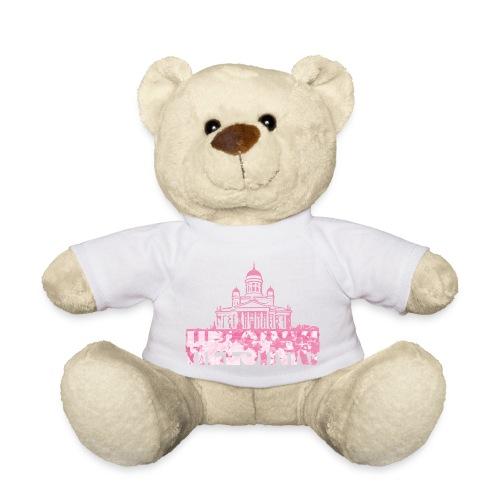 Helsinki Cathedral - Teddy Bear