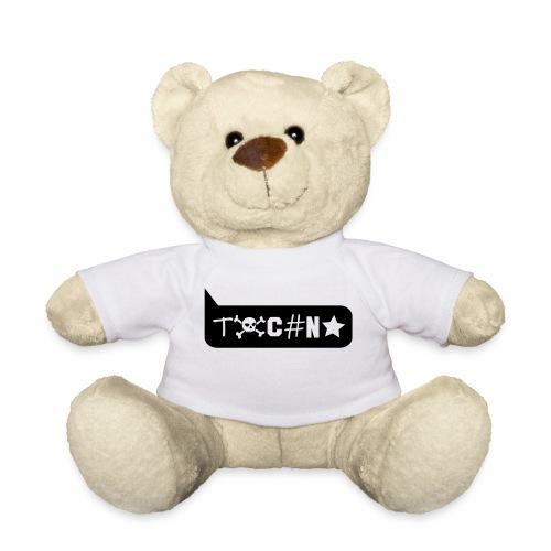 Techno Sprechblase Rave Hashtag DJ Fun Symbole - Teddy
