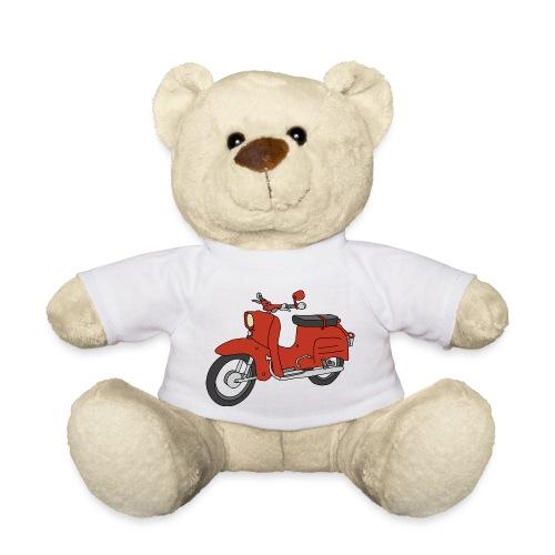 Schwalbe (ibizarot) - Teddy
