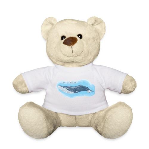 The gentle giant! - Teddy
