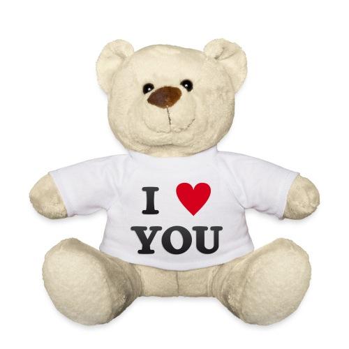 I love you - Teddybjørn