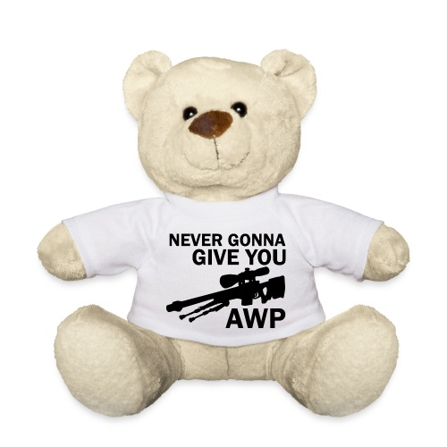 Never gonna give you AWP - Nalle