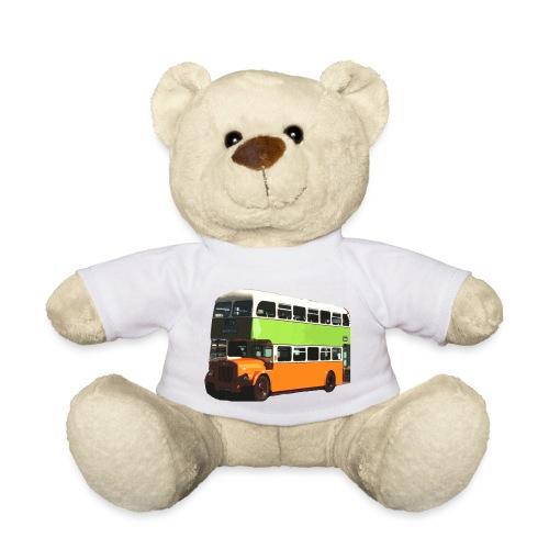 Glasgow Corporation Bus - Teddy Bear