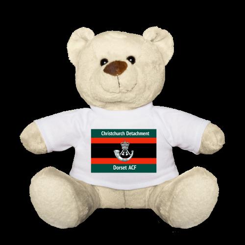 Christchurch Detachment / Dorset ACF - Teddy Bear