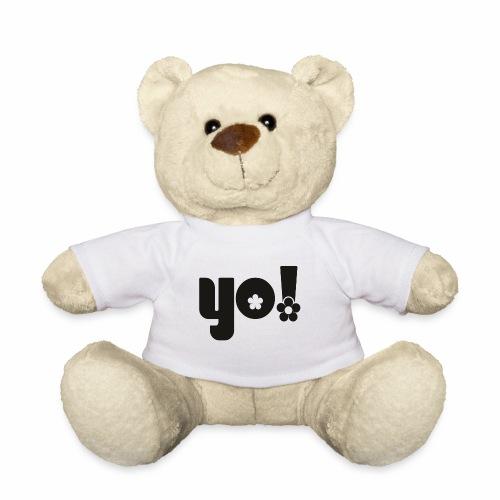 Yo power - Teddybjørn