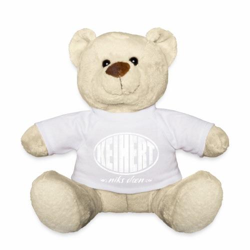 Keihert NIKS doen wit - Teddy