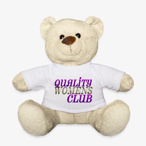 QUALITY WOMENS CLUB - Teddy Bear