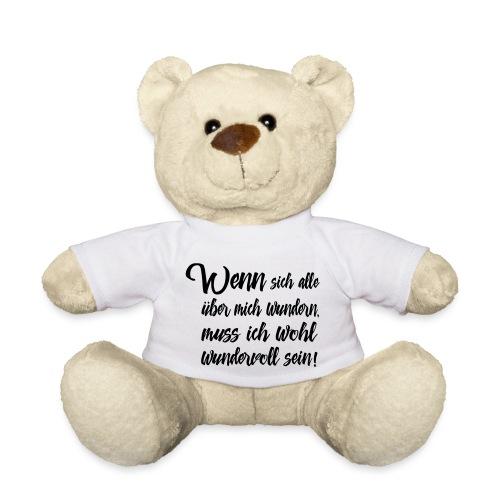 Besonders Wundervoll Einzigartig - Teddy