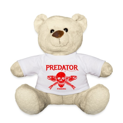 Predator fishing red - Teddy