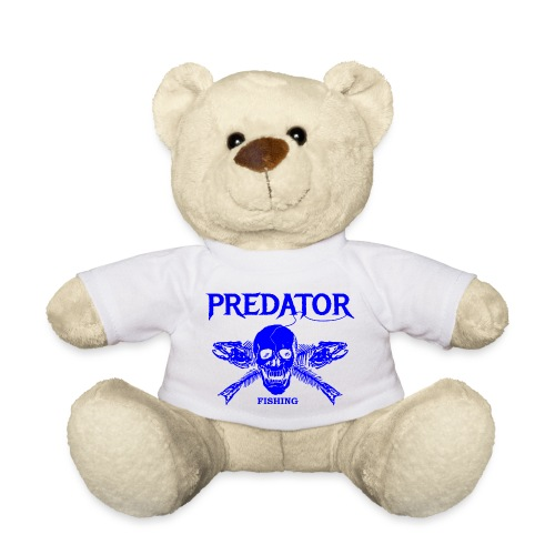 Predator fishing blue - Teddy