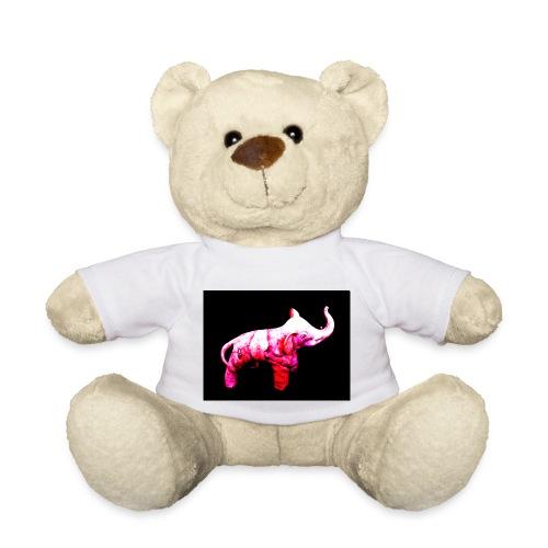 SEEING PINK ELEPHANTS - Teddy Bear