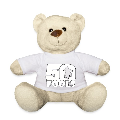 50FOOLSLOGOSPREADSHIRT png - Teddy
