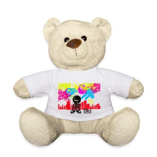 Magliette personalizzate bambini Dancefloor - Orsetto