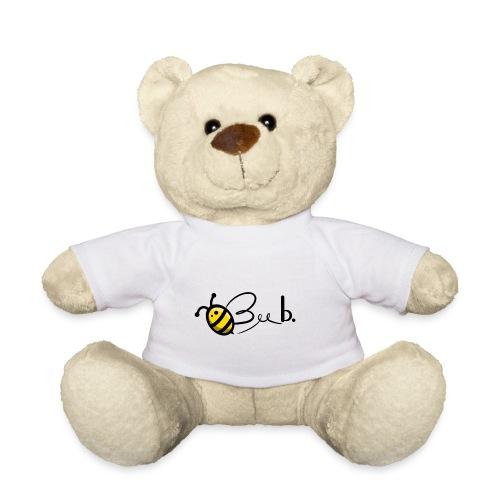Bee b. Logo - Teddy Bear