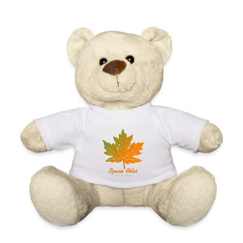 Space Atlas Long Sleeve T-shirt Autumn Leaves - Teddybjørn