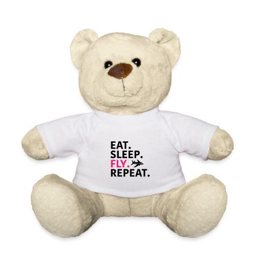 Eat sleep fly - Teddy Bear