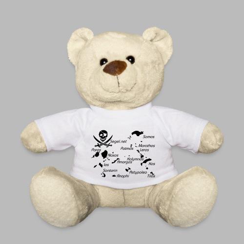 Crewshirt Motiv Griechenland - Teddy