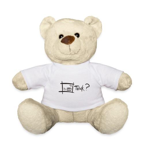 Think Outside The Box - Teddy Bear