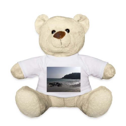 Guernsey Channel Island Beach - Teddy Bear