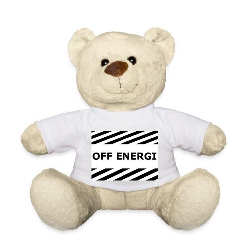 OFF ENERGI officiel merch - Nallebjörn