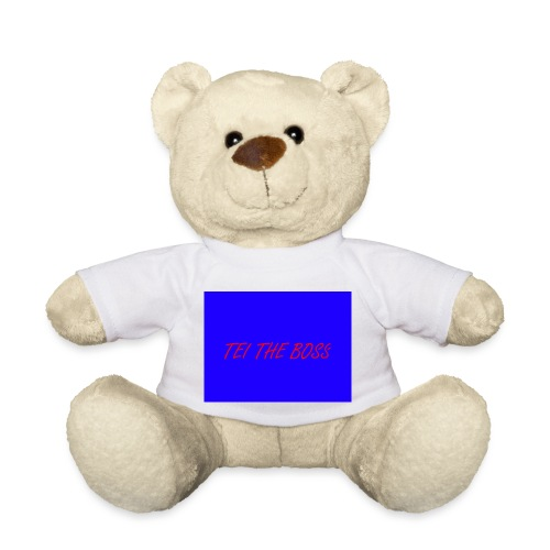 BLUE BOSSES - Teddy Bear