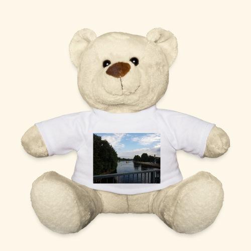 Lanschaftsmotiv mit Wasser - Teddy