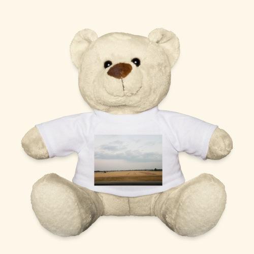 Feld und Wolken - Teddy