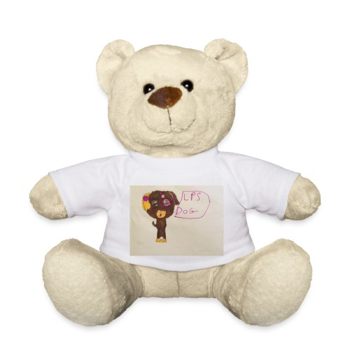 Little pets shop dog - Teddy Bear