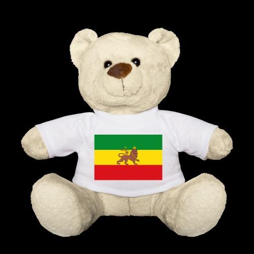 LION FLAG - Teddy Bear