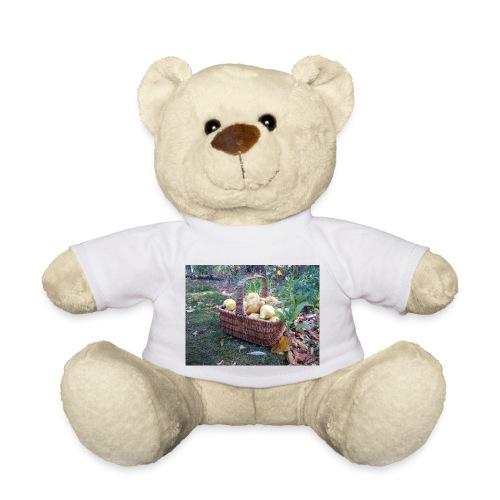 Quitten-Korb - Teddy