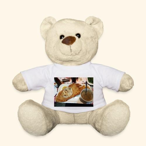 Schnitzel Motiv - Teddy