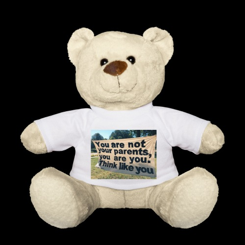 Think like you - Teddy