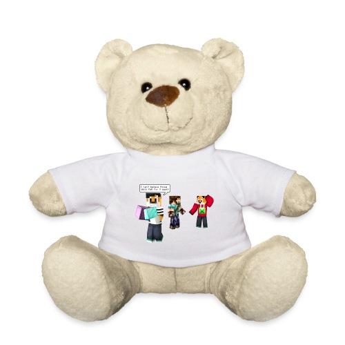 Mr Onion does it again! - Teddy Bear