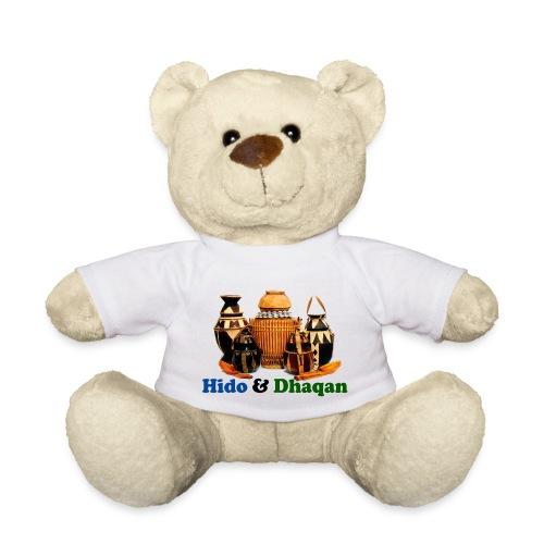 hido iyo dhaqan - Teddy