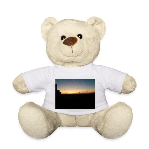Sonnenaufgang am Flugplatz - Teddy