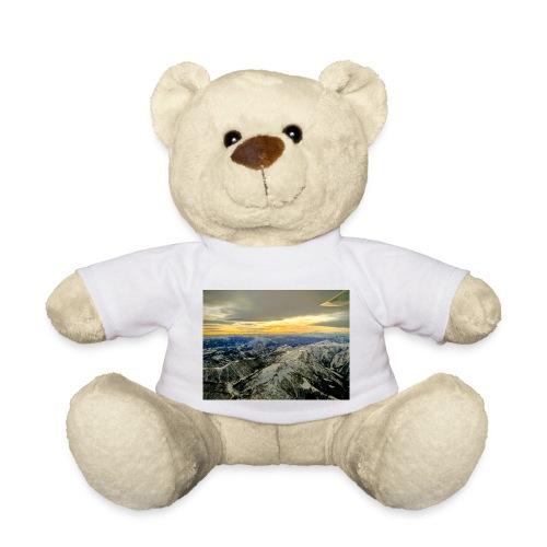 Oberösterreichische Berge im Februar - Teddy