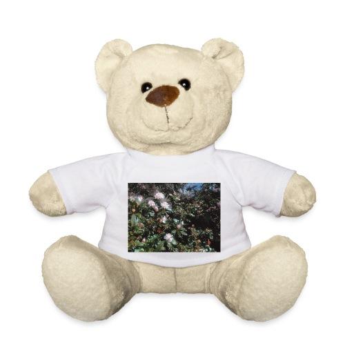 Vackra blommor - Nallebjörn