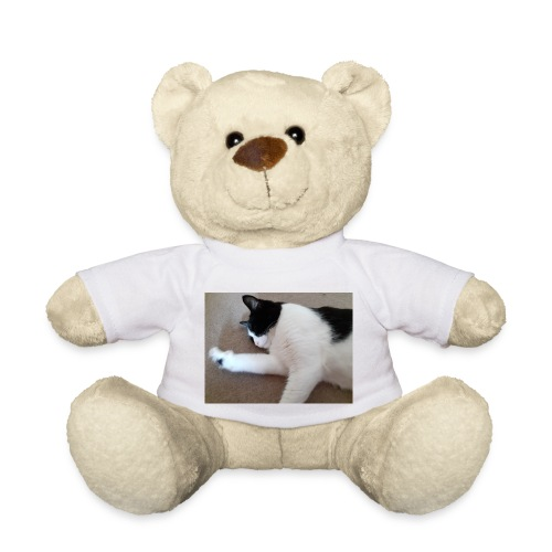 Chill like a cat! - Teddy Bear