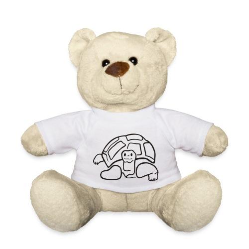 schildkröte landschildkroete aus den seychellen - Teddy