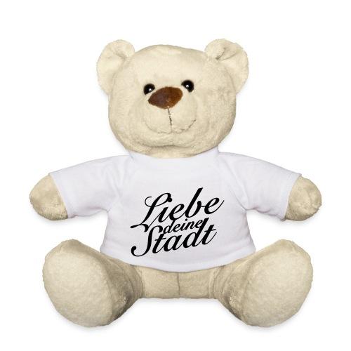 Liebe deine Stadt - Teddy