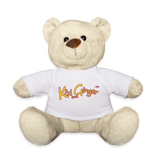 patame Kiki und Ginger Logo - Teddy
