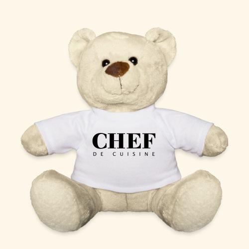BOSS de cuisine - logotype - Teddy Bear